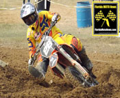 Florida MOTO News Featured Photo - Alexander Frye at Motocross of Marion County 2014