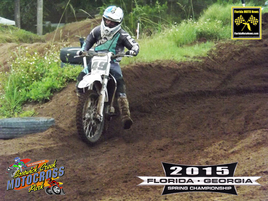 Florida MOTO New Race Report featured rider - Jordan Fuguet (KAW #49)