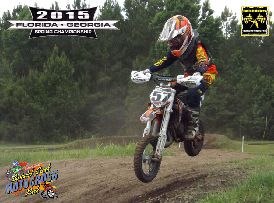 Florida MOTO New Race Report featured rider - Chase Matott (KTM #57)