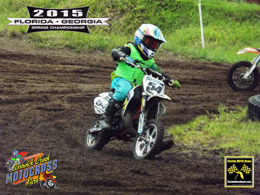 Florida MOTO New Race Report featured rider - Brayden Ford (COB #54)