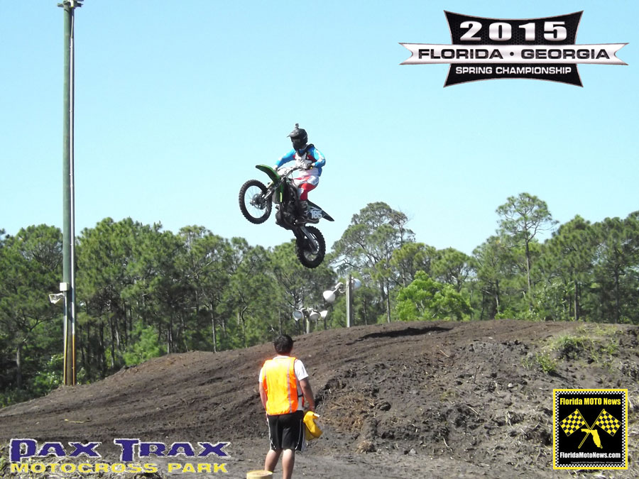 Florida MOTO News Race Report featured rider Connor Fortune (KAW #185)