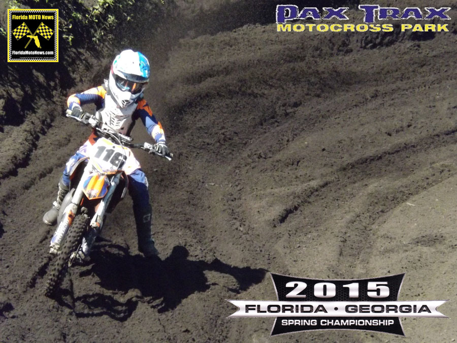 Florida MOTO News Race Report featured rider Maddox Spatafore (KTM #116)