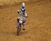 Florida MOTO News - 2013 FL/GA EverRev Fall Classic at Dade City Mx - Jared Cannon (KTM #171)