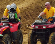 Florida MOTO News - 2013 FL/GA EverRev Fall Classic at Dade City Mx - Fisher Houston (KAW #56)