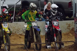 Florida MOTO News - 2013 FL/GA EverRev Fall Classic at Dade City Mx - Russel Heggan Jr. (HON #742)