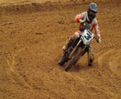 Florida MOTO News - 2013 FL/GA EverRev Fall Classic at Dade City Mx - Perry Warren KAW #3)