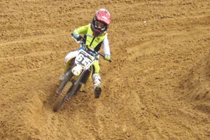 Florida MOTO News - 2013 FL/GA EverRev Fall Classic at Dade City Mx - Colton Trouille (COB #615)