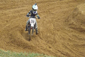 Florida MOTO News - 2013 FL/GA EverRev Fall Classic at Dade City Mx - Tyler Mollet (COB #20)