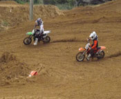Florida MOTO News - 2013 FL/GA EverRev Fall Classic at Dade City Mx -Jack Chambers and Trevor Mason