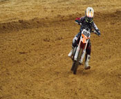 Florida MOTO News - 2013 FL/GA EverRev Fall Classic at Dade City Mx - Jack Kinney (KTM #100)