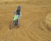 Florida MOTO News - 2013 FL/GA EverRev Fall Classic at Dade City Mx - Nate Carr (KAW #711)