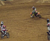 Florida MOTO News - 2013 FL/GA EverRev Fall Classic at Dade City Mx - Aspen Boothby (KTM #34)