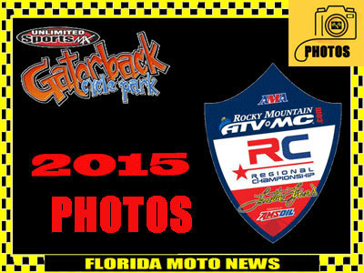 Florida MOTO News PHOTOS from the 2015 SE LL Regional Championship at Gatorback Cycle Park.