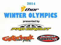 Florida MOTO News PHOTO coverage of the 2014 Winter Olympics (Mini-O's) at Gatorback Cycle Park