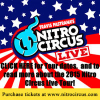Florida MOTO News - Travis Pastrana Announcement