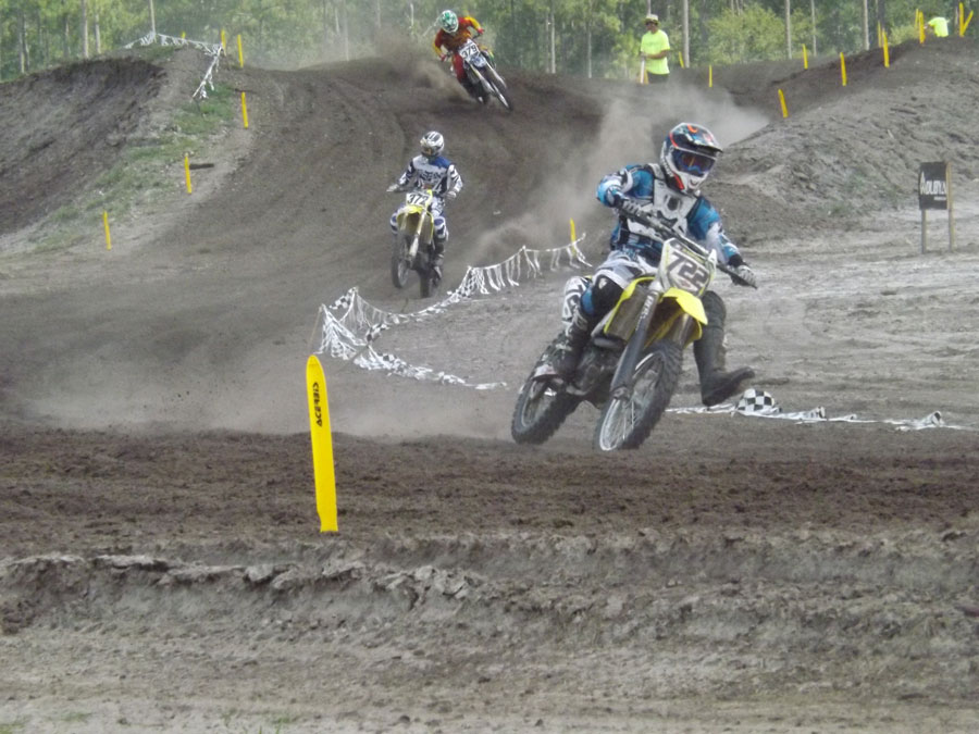 Michael Clarke at WW Mx.