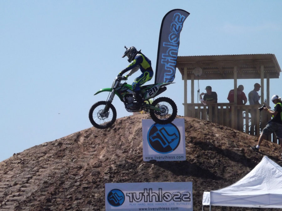 Steve Dumond (KAW #211) at WW Mx.