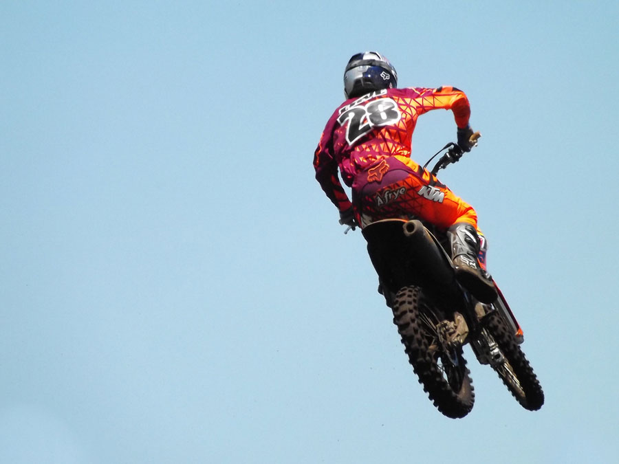 Florida MOTO News - Race Coverage of the 2014 FL/GA Spring Championship race at Bostwick Creek Mx Park - Alexander Frye (KTM #28)