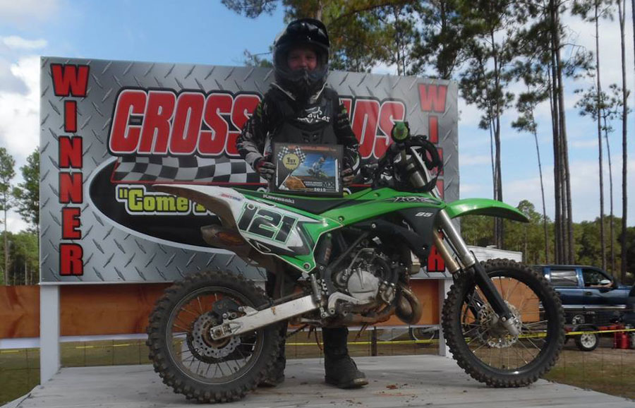 "Florida MOTO News - ""Record Setting Fun at Cross Roads Motocross!"""