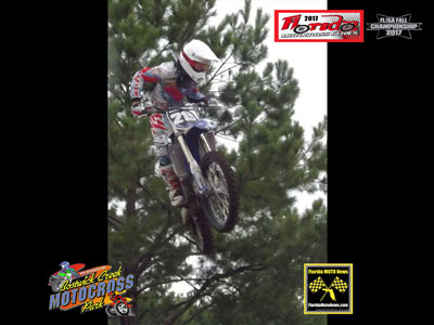 Florida MOTO News - Darek Pixton (YAM #219) WINS at Bostwick Mx!
