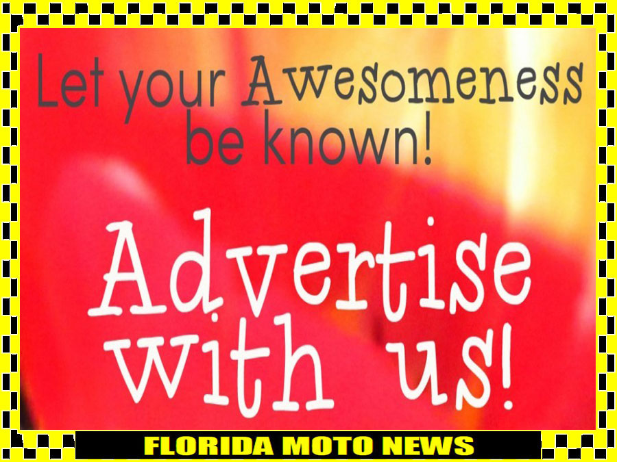 Advertise with Florida MOTO News!