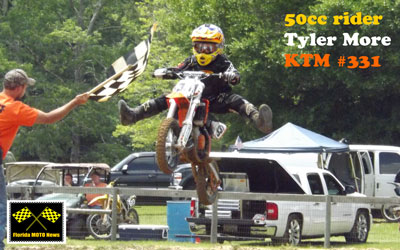 Florida MOTO News Featured PHOTO: Tyler More (KTM #331)