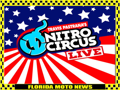 Florida MOTO News PHOTOS, VIDEO, and more from Travis Pastrana's Nitro Circus LIVE Tour stop in Jacksonville, Florida.