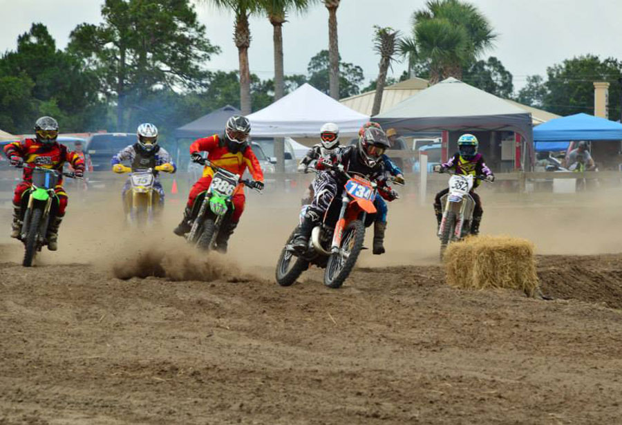 Florida MOTO News article - photo courtesy of FLMX Magazine Facebook page