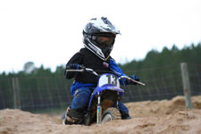 Florida MOTO News Featrured Rider Caiden Frazzini