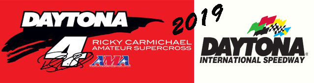 Florida MOTO News - 2019 Ricky Carmichael Amateur Supercross