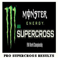 supercrossonline.com - pro supercross results