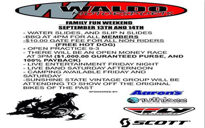 Waldo Motorsports Fun Day!